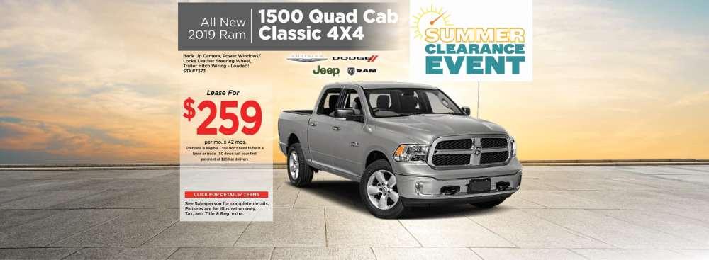 medium resolution of 2019 ram 1500 quad cab