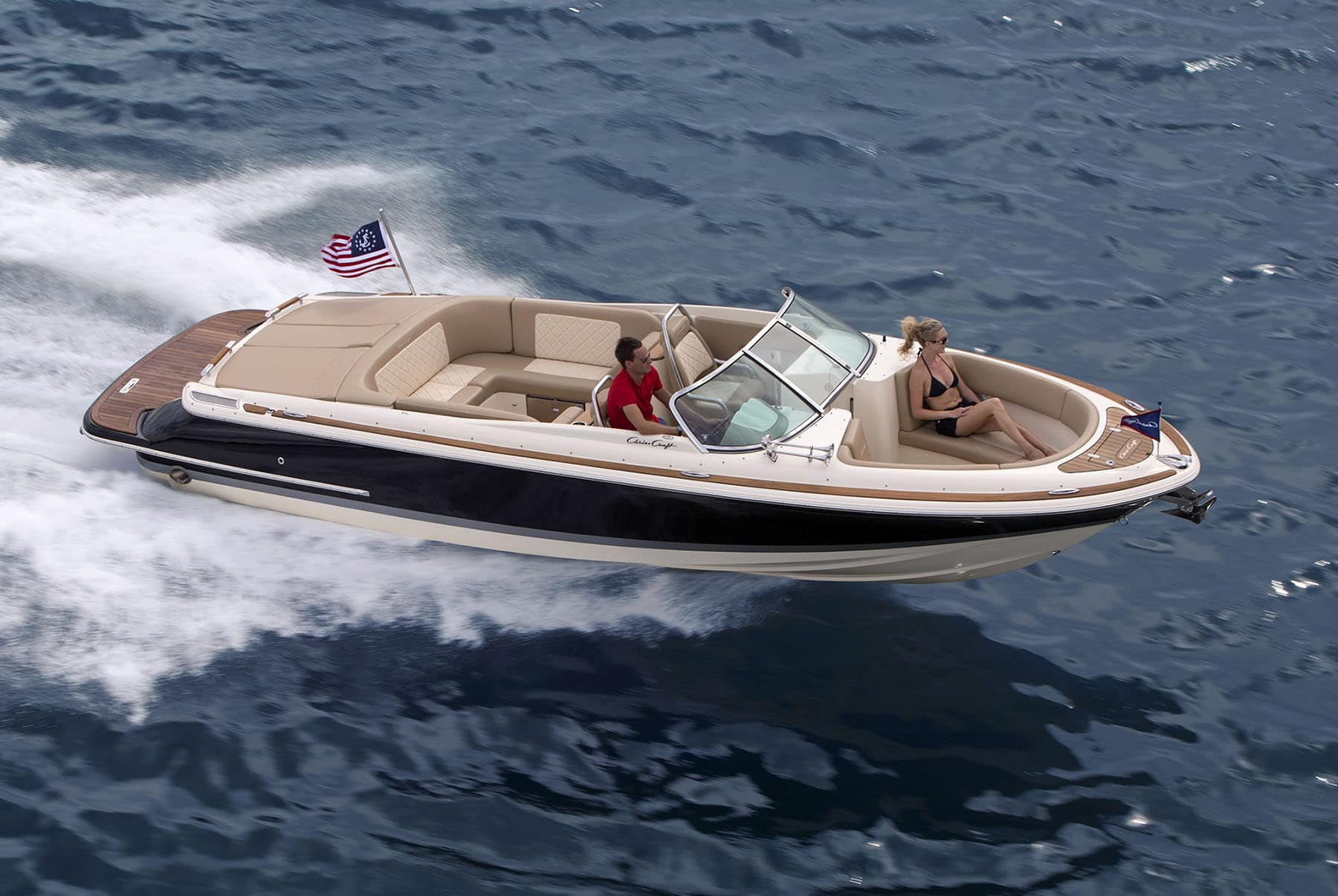 hight resolution of the chris craft boating difference