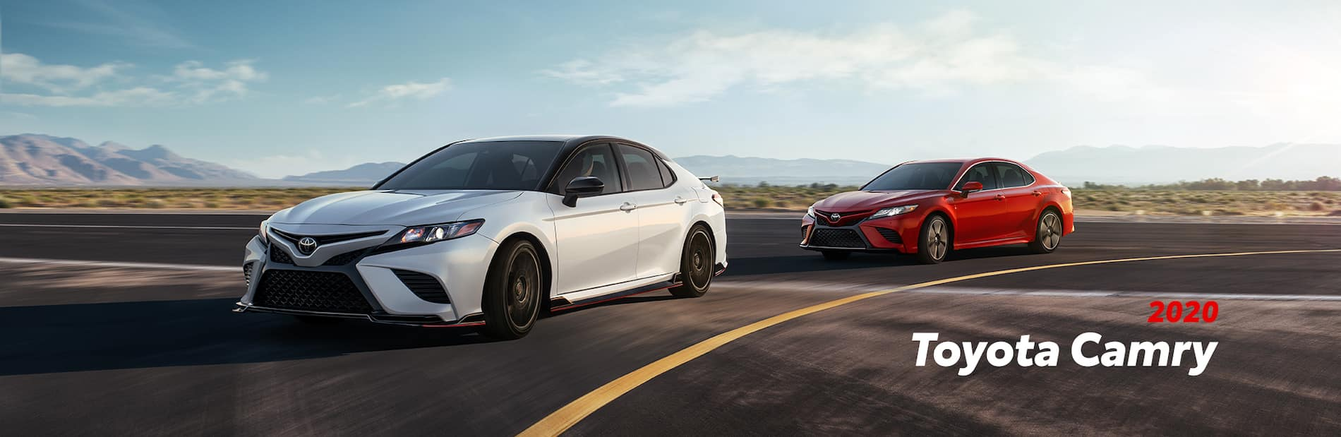 the 2020 toyota camry model features
