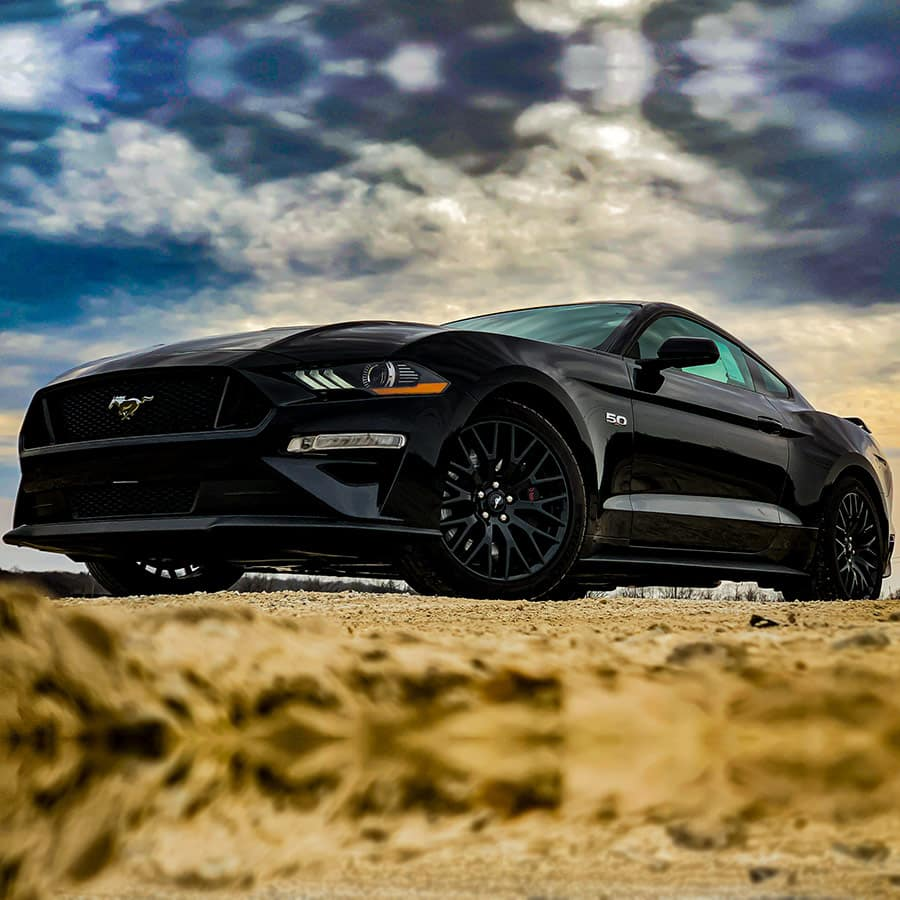 The result is an impressive 288 unique color combination possibilities. 2020 Ford Mustang Review Dave Arbogast