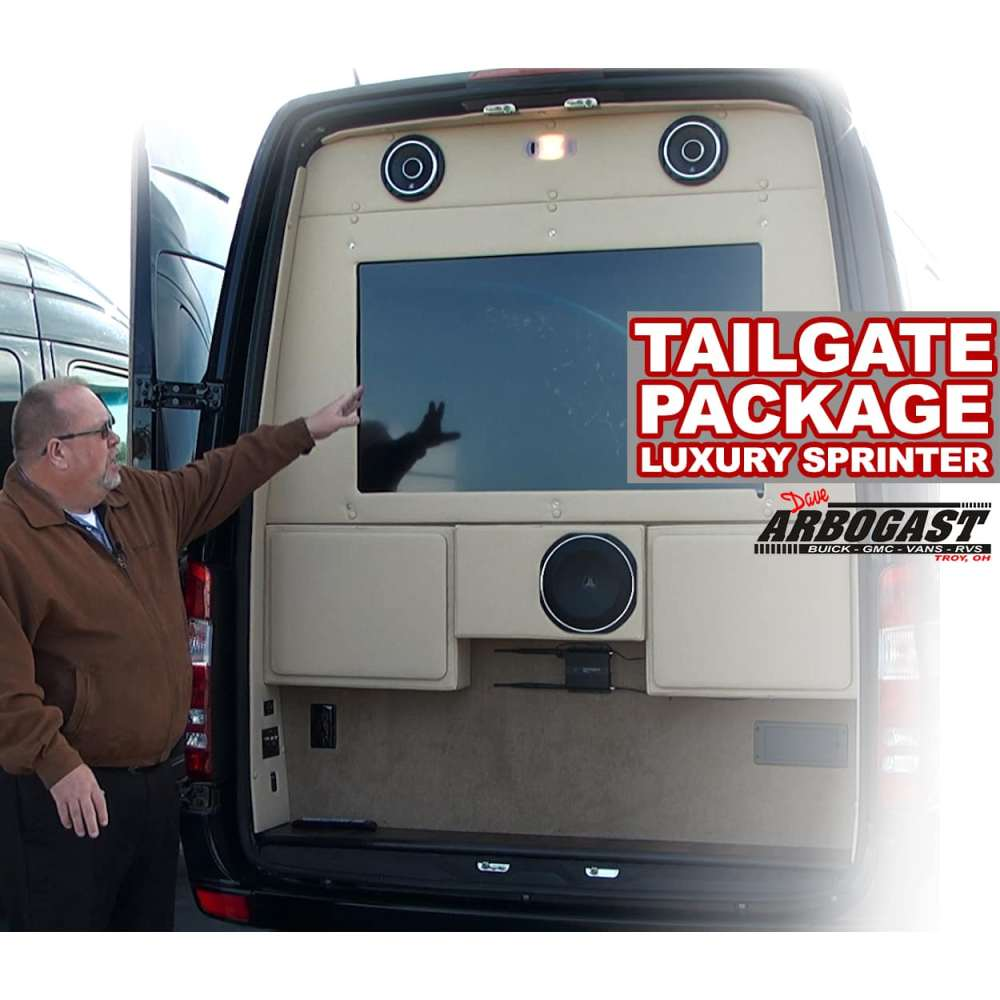 medium resolution of luxury sprinter vans at dave arbogast