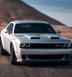 the 2019 challenger srt hellcat redeye pushes the 6 2 liter engine to 797 horsepower and 707 pound feet of torque which helps deliver a 3 4 second 0 to 60  [ 1200 x 800 Pixel ]