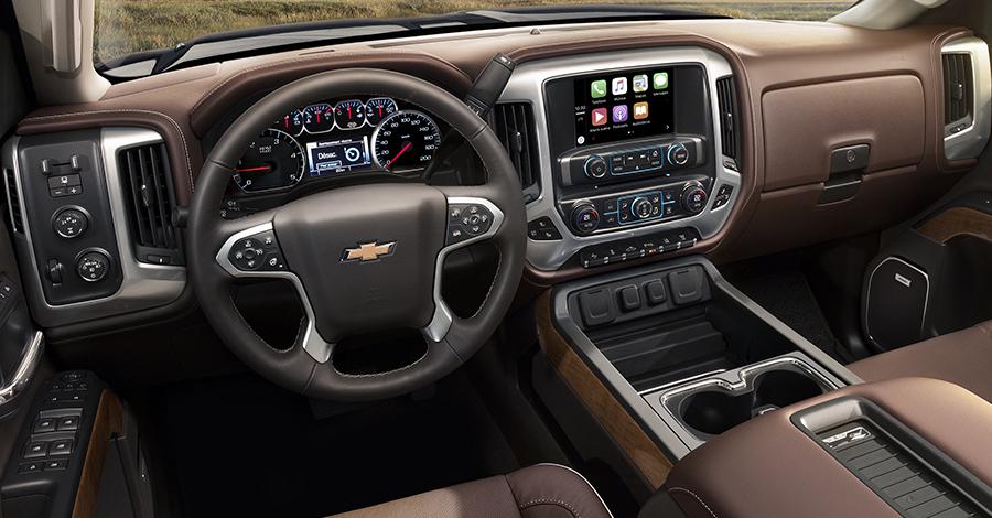 Chevrolet Cheyenne 2017 En Monterrey Inspira Poder Y
