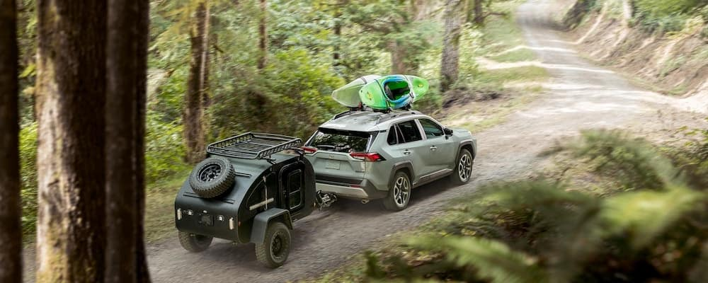 how much can the toyota rav4 tow