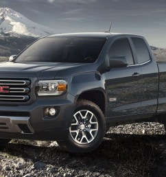 a parent who needs a midsize truck for work or play you ll be excited to learn that with the new 2015 gmc canyon the manufacturer will debut brand new  [ 2048 x 1360 Pixel ]