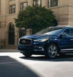 both crossovers look great but the more toned down looks of the enclave will age with more class that said the qx60 s more striking design will attract  [ 1500 x 843 Pixel ]