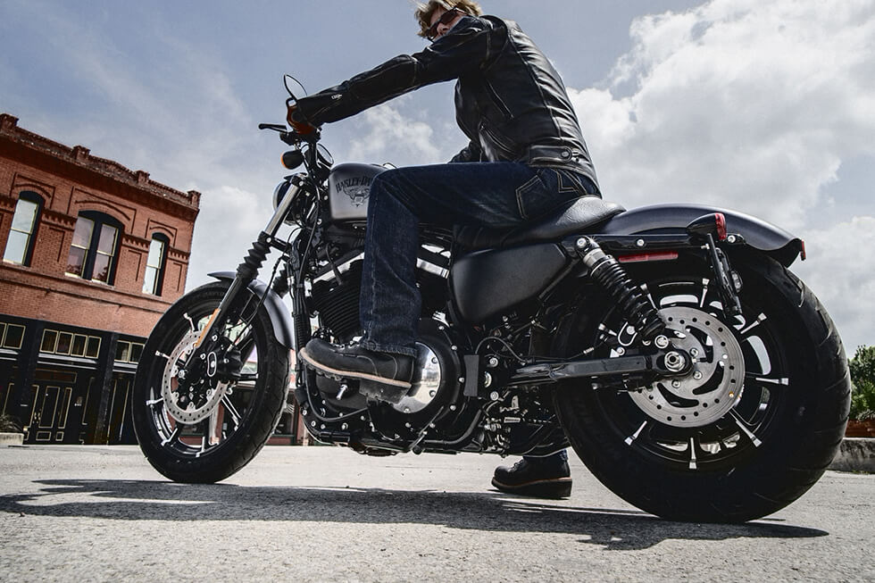 2017 Harleydavidson Iron 883™ Lowell Chelmsford