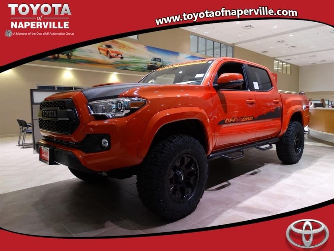 toyota yaris ia trd all new camry 2.5 v a/t 2017 tacoma sport 4d double cab custom of naperville