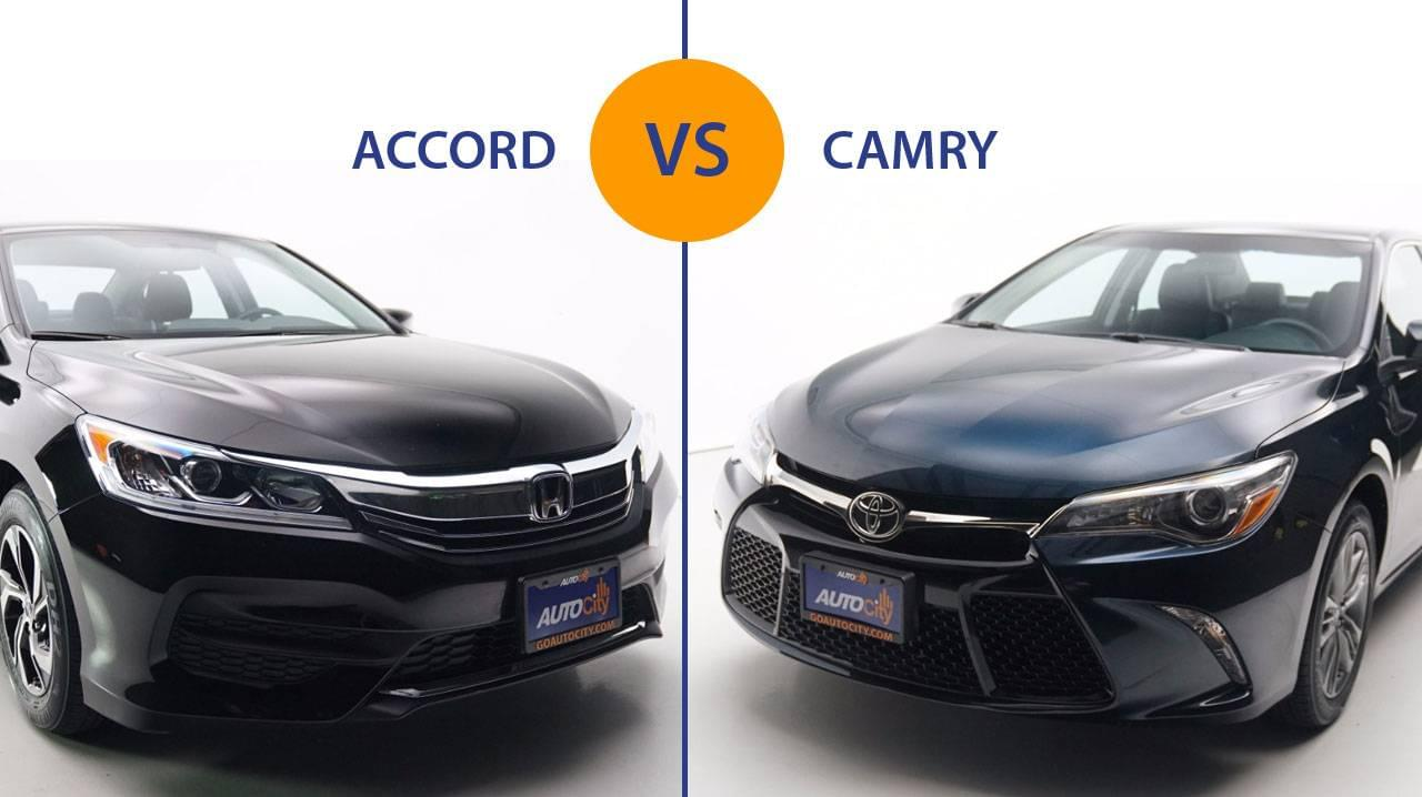 all new camry vs accord warna agya trd honda toyota is there a clear winner auto city