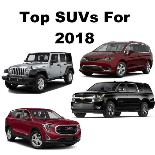 small resolution of top suvs for 2018 fremont motor company