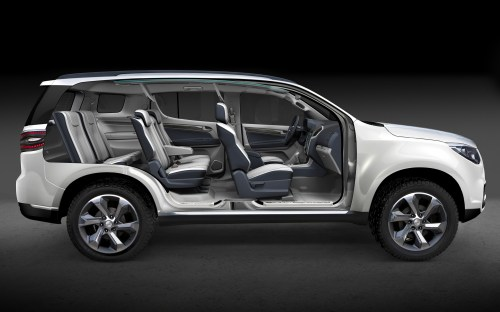 small resolution of 2012 used chevy traverse interior