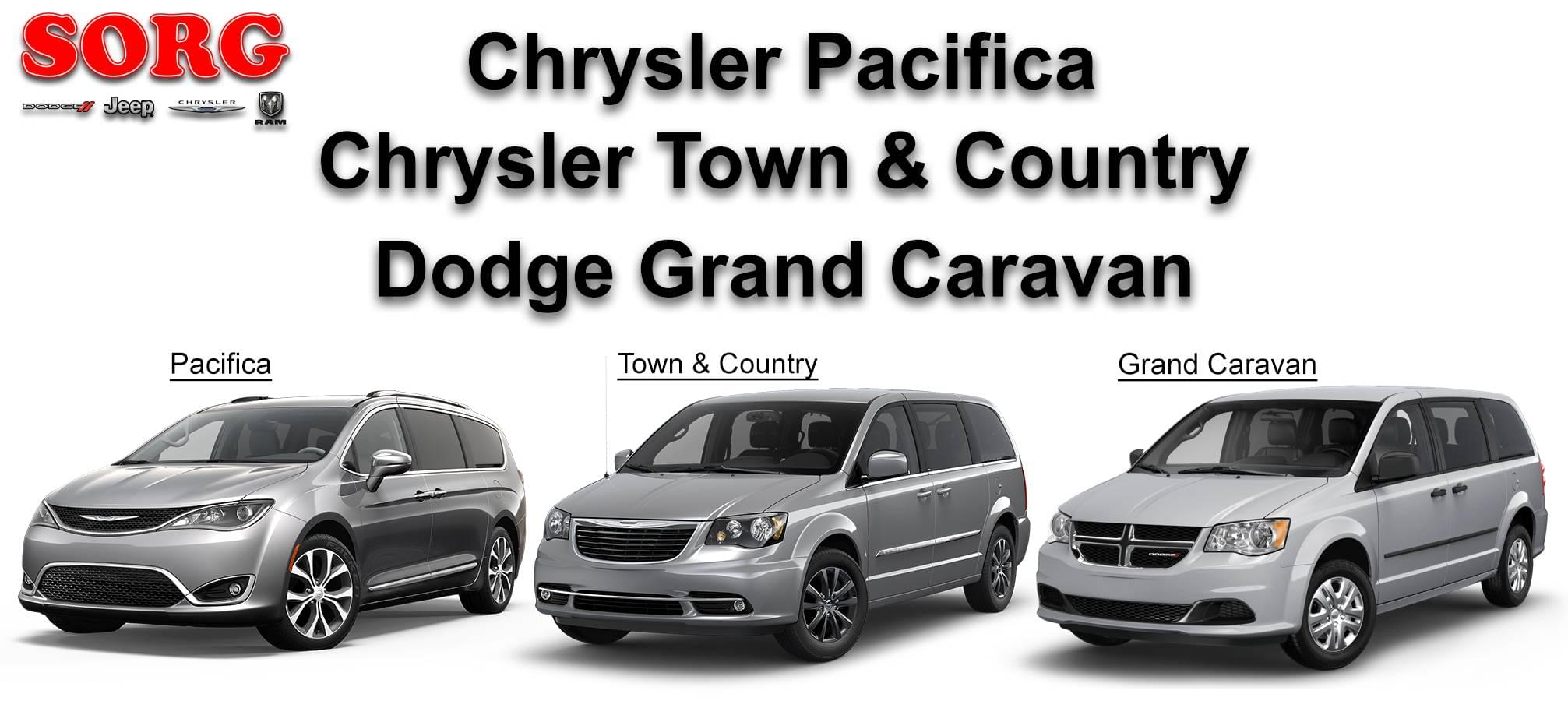 Comprehensive Review: Chrysler Pacifica, Chrysler Town