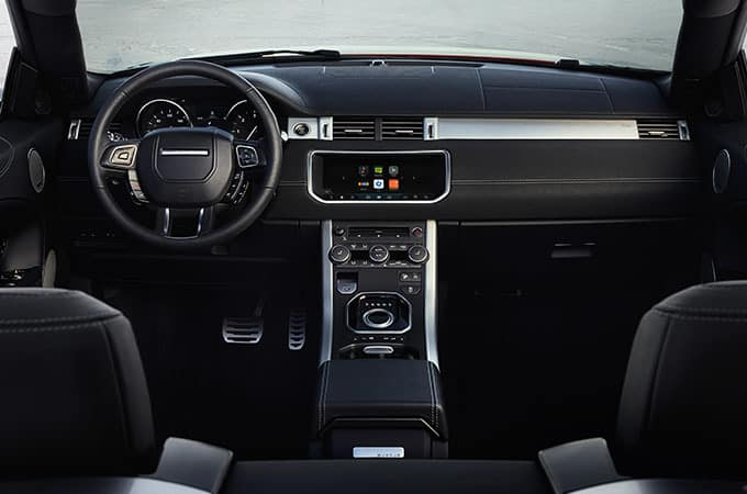 How To Connect Your Phone To The 2017 2018 Range Rover Evoque With Bluetooth Wilde Land Rover Sarasota