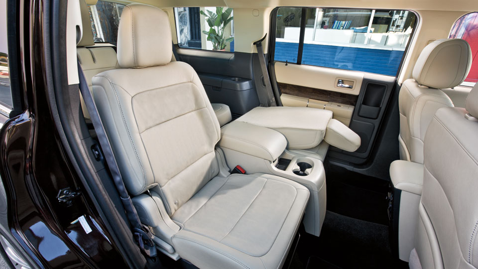 Ford Explorer Captains Chairs  2017 2018 2019 Ford