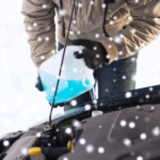 Winter vehicle care tips for Wyoming