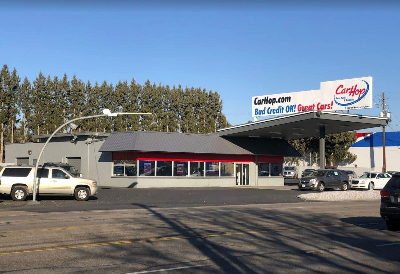 Buy Here Pay Here Car Lots in Boise. ID   Used Car Dealership   CarHop