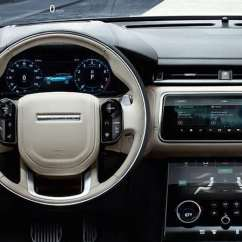 L322 Air Suspension Wiring Diagram Portable Generator Manual Transfer Switch What Do Your Land Rover Dashboard Warning Lights Mean 2018 Range Velar Interior Steering Wheel And