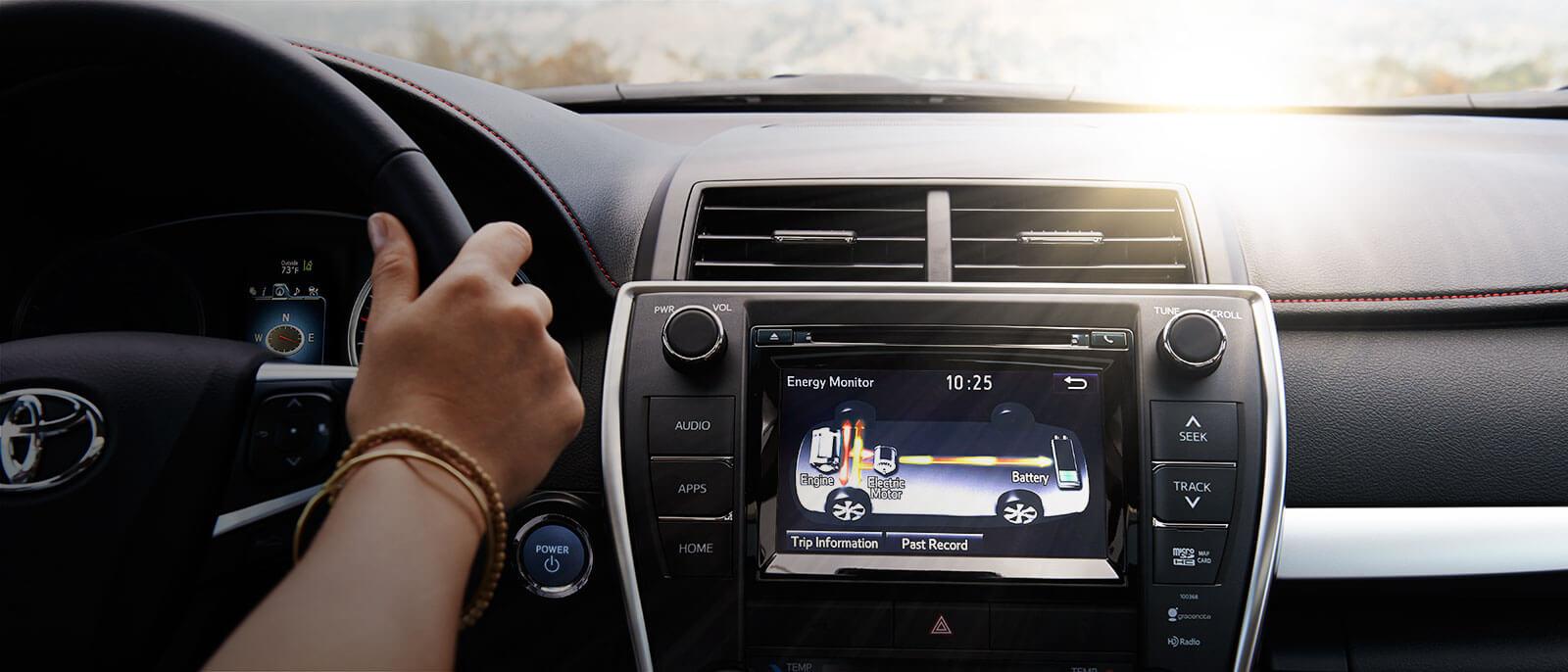 interior all new camry 2016 harga innova venturer toyota hybrid specifications info marietta