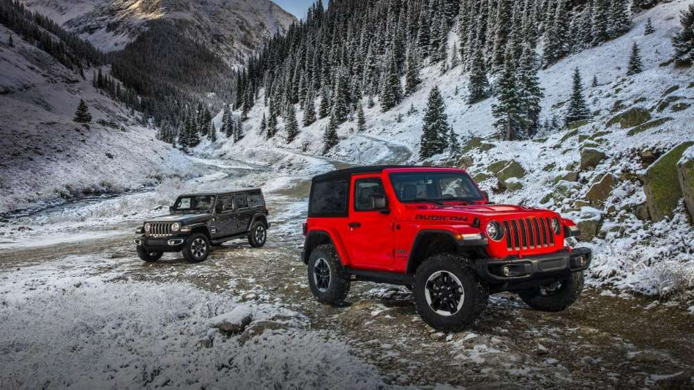 medium resolution of what s the difference between the jeep 2018 wrangler jk and jl
