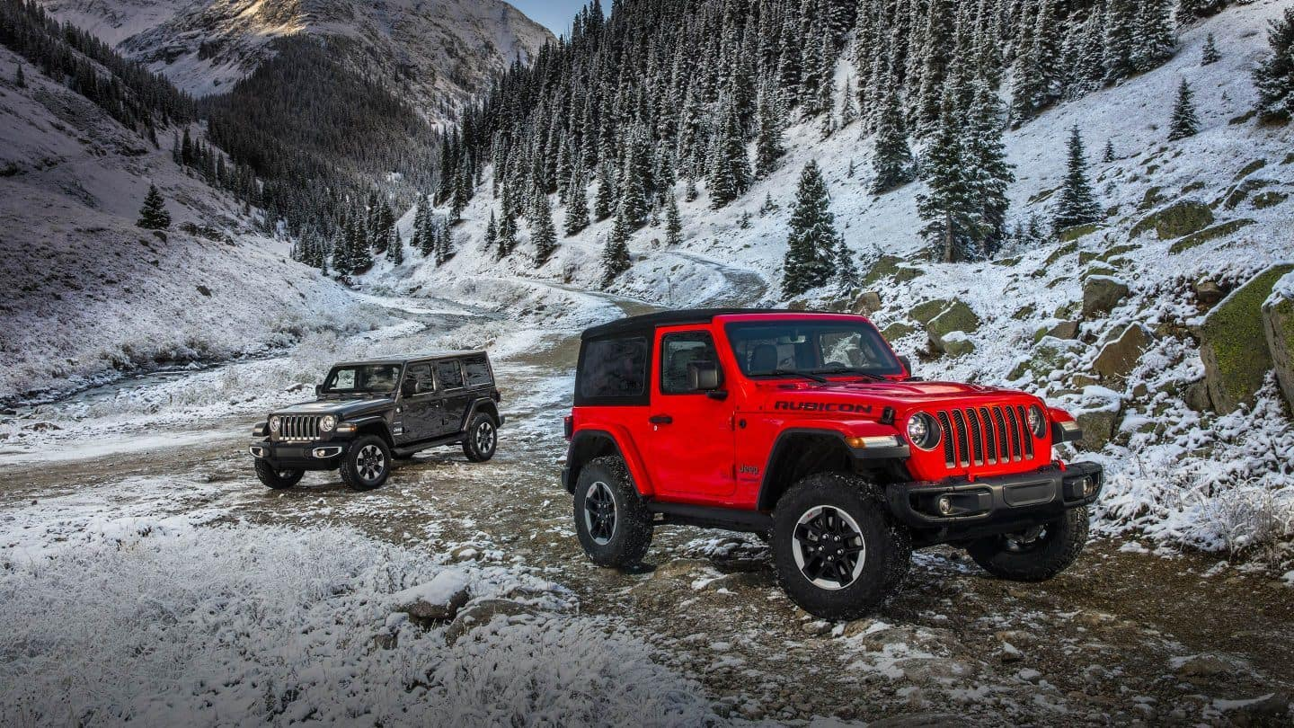 hight resolution of what s the difference between the jeep 2018 wrangler jk and jl