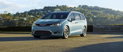 small resolution of 2017 chrysler pacifica blue exterior