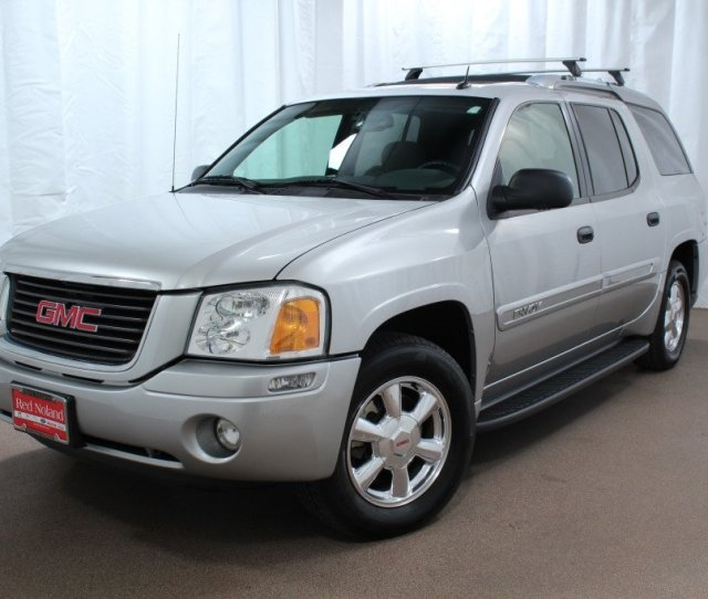 2004 Gmc Envoy Xuv For Sale Red Noland Used Colorado Springs