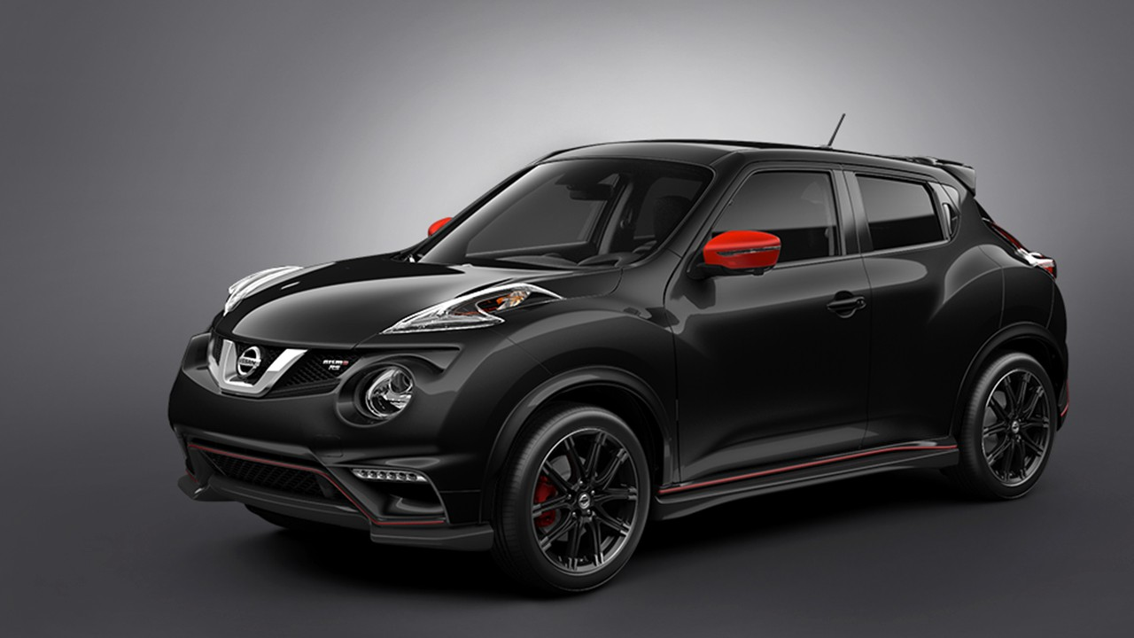 hight resolution of 2017 nissan juke nismo rs super black exterior