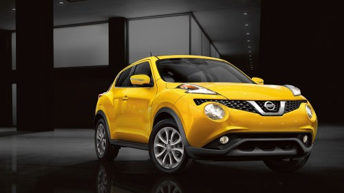 small resolution of 2017 nissan juke solar yellow exterior