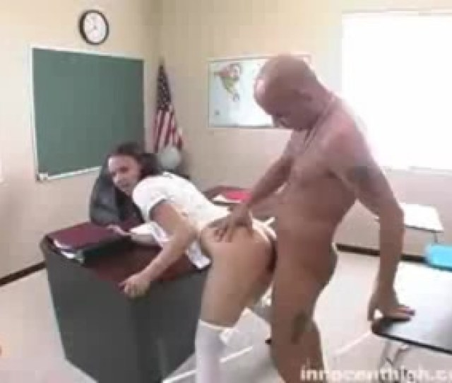 Schoolgirl Getting Fucked By Her Teacher