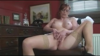 Holly Kiss Office Pussy Fucking