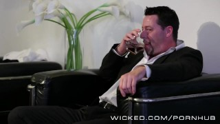 Wicked - Chanel Preston takes three dicks