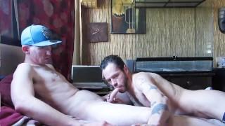 Damon Doggs Fuck Filled Cum Holes - Scene 7