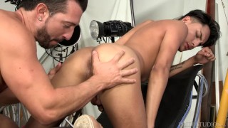 DylanLucas Cute twink Takes Jimmy Durano's Hot Cock
