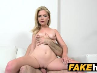 Fake Agent – Shy Euro Model Sucks and Fucks before Big Facial