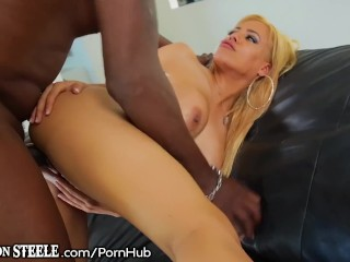 Busty Latina Luna Star Loves getting Drilled by Lex Steele's BBC