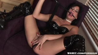 WANKZ- Tory Lane Super Kinky Masturbation