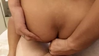 Small tits shemale riding hung old guy -Pornhub Samtantrums26