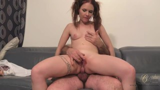Young/old she fuck with the father of her husband for new year