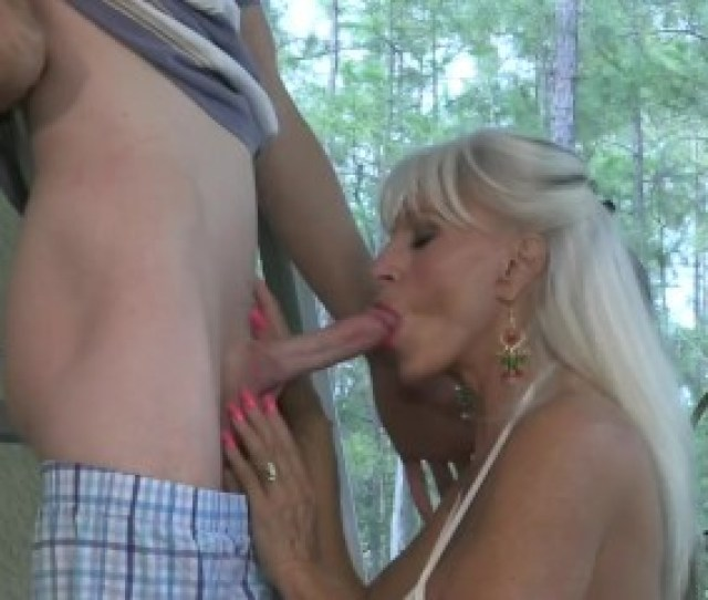 Anal Fucking My Mother In Law Balls Deep Anal Creampie