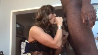 Glamgurlxoxo sucks thick BBC
