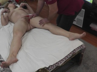 Massage Real Orgasm Woman During Massage Massage2018