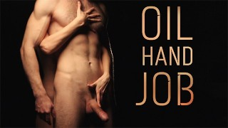 Beautiful Oil Handjob - Massage2018
