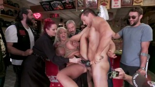 Ramon Nomar and Mz. Berlin take advantage of sexy Candela X