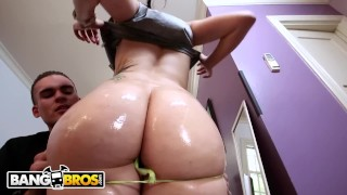 BANGBROS - Behold PAWG Mandy Muse And Her Spectacular BIG ASS