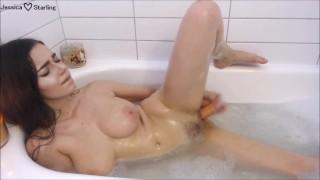Girlfriend Fucks You in the Bathtub