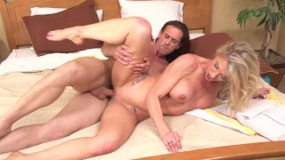 Stepson caught spying on Mom Synthia Fixx