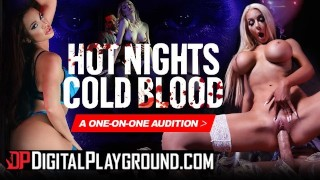 DIGITALPLAYGROUND - HOT NIGHTS, COLD BLOODED -NICOLETTE SHEA, JAY SNAKE