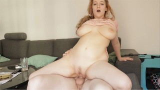 Having passionate, fun-lovin sex on the couch - Amadani