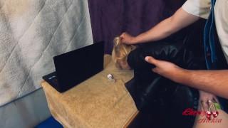 Slut arrested and fucked in all holes / CherryAleksa