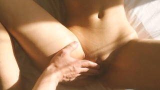 Mutual masturbation and teasing on a sunny day - Diana Daniels